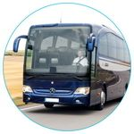 Coach hire our service icon 8rental.com