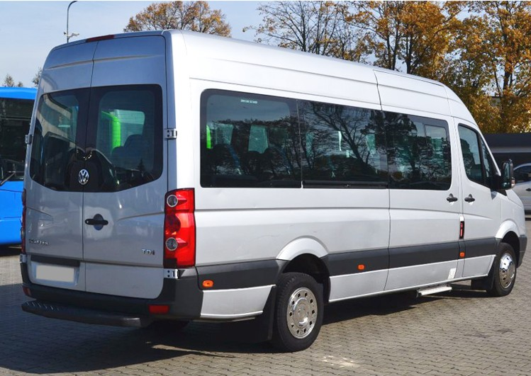 volkswagen crafter 1  8rental fleet
