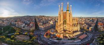 Rent a minibus in Barcelona with driver, photo city 2