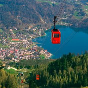 Rent a car with driver in Austria photo country 5