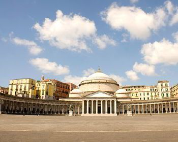 Rent a bus in Naples with chauffeur photo city 74
