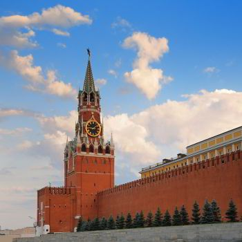 Rent a car with driver in Moscow photo city 1