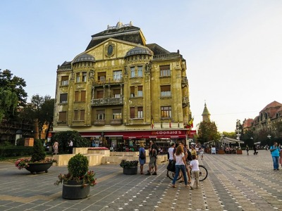 Coach rental in Timisoara with chauffeur photo city 74
