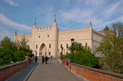 Hire a Bus with driver in Lublin photo city 41