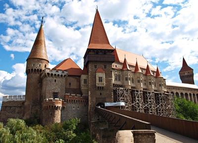 Car rental with chauffeur in Sibiu photo city 23