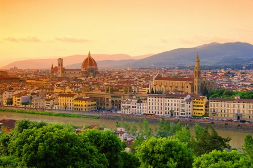 Bus rental in Florence with driver photo city 89