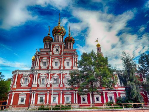 Rent a bus in Nizhny Novgorod with driver photo city 3