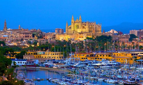 Chauffeur service in Palma de Mallorca photo city 34