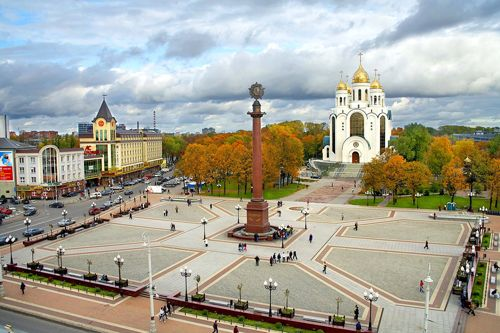 Rent bus with driver in kaliningrad photo city 18