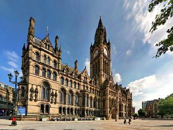 car rental with chauffeur in manchester photo city 1