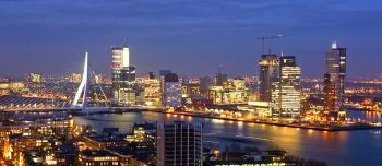 Rent a minibus in Rotterdam with driver photo city 1
