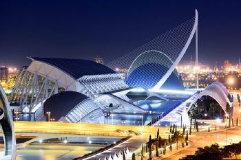 Rent a car with driver in Valencia photo city 2