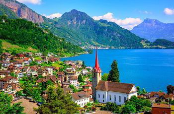 Rent a car with driver in Switzerland photo country 3