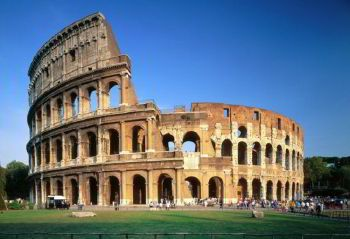 Rent a car with driver in Rome