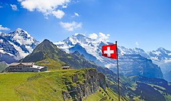 Rent a car with driver in Switzerland