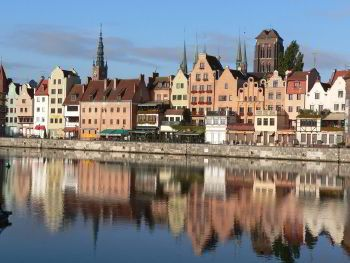 Rent a bus in Gdansk with driver photo city 1