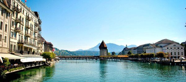 Chauffeur service in Lucerne photo city 2